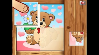 Amusing Kids Puzzles - cute scenes for kids, toddlers and families-0