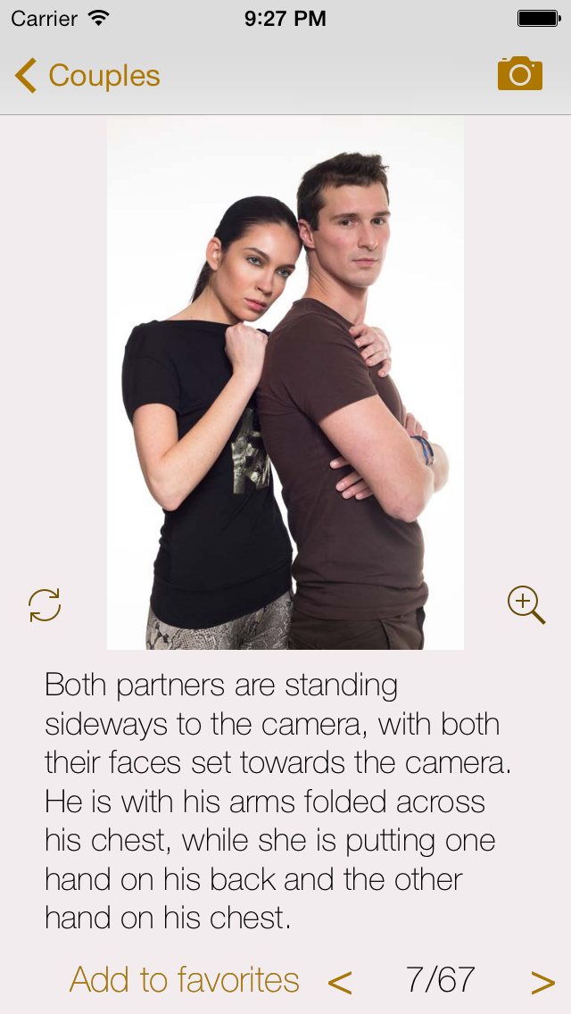Strike a pose - posing guide or photo posing tutorial for photographer and fashion modelのおすすめ画像5