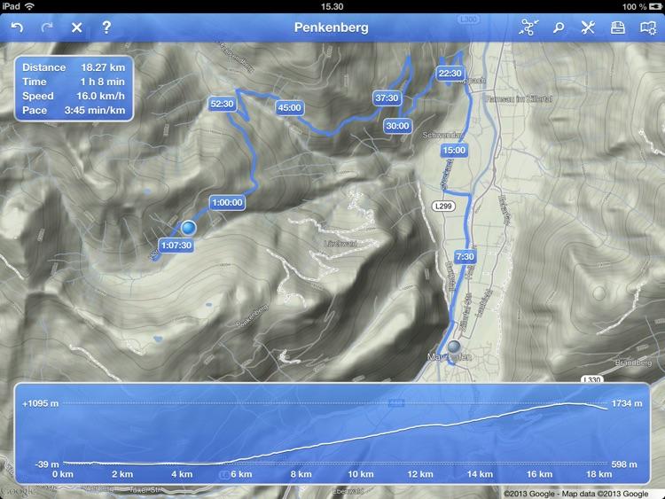 Route Mapper screenshot-3