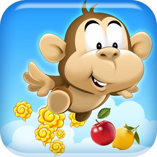 Super Monkey Jump iOS App