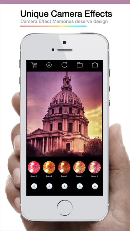 Camera Effect 360 - Best Photo Editor To Add Amazing Digital Art + Stylish Camera Filters Effects To Create Incredible Graphic Designs screenshot-3
