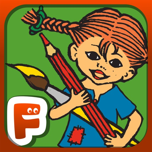 Draw with Pippi Longstocking