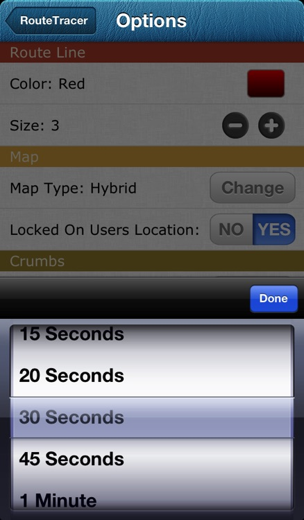 RouteTracer - Simple Trail Navigation screenshot-3