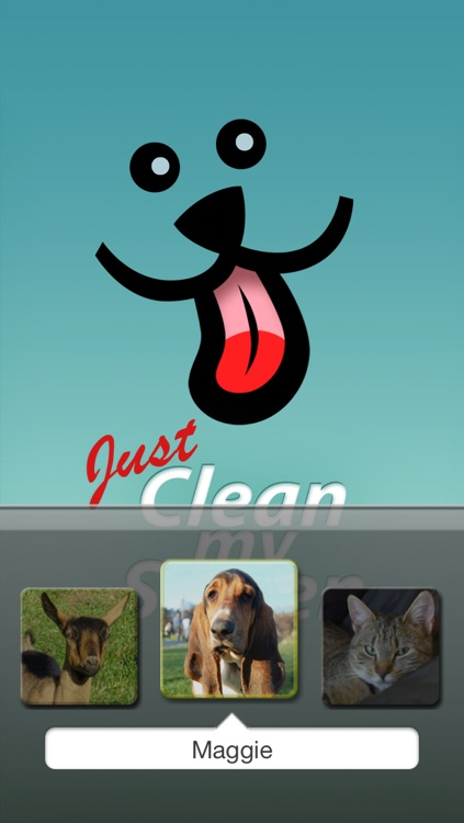 Just Clean My Screen - Simple Screen Cleaner