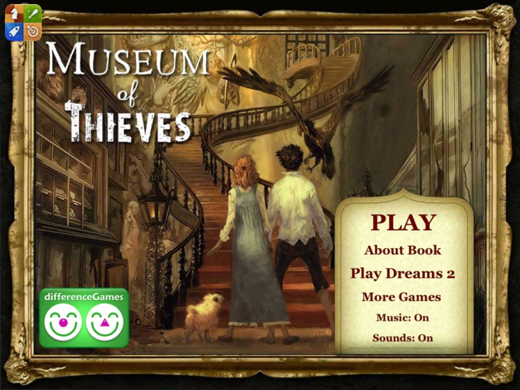 Museum Of Thieves screenshot-0