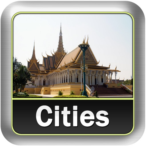 100 Great Cities of the World icon