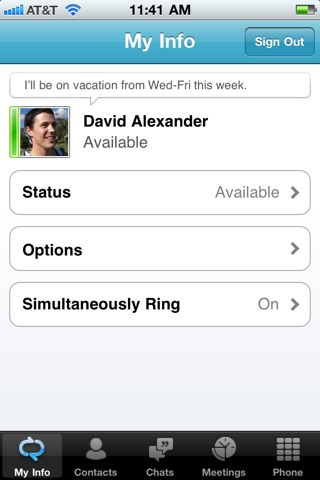 Download Microsoft Lync 2010 for iPhone for Pc