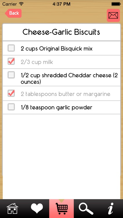 Bisquick Recipes screenshot-4