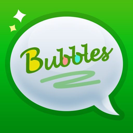Fancy Message-Pimp Text with Emoji Keyboard, New Color Bubble and Textart FREE
