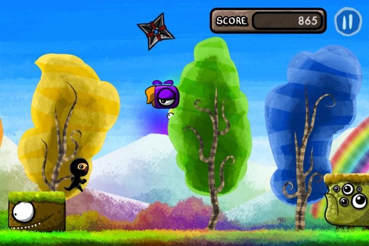 Color Rush Ninja screenshot-3