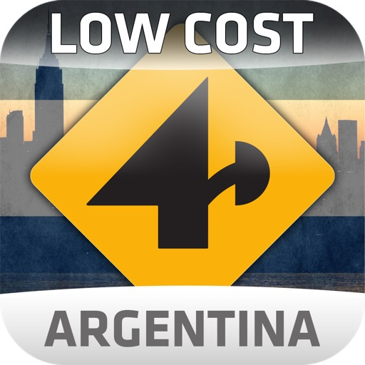 Nav4D Argentina @ LOW COST icon