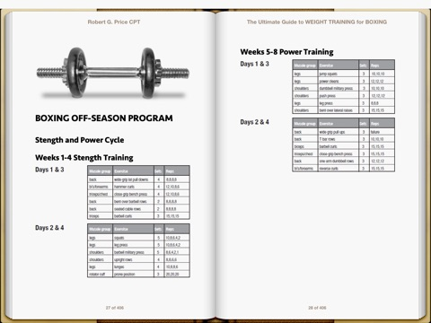 The Ultimate Guide to Weight Training for Boxing (Enhanced