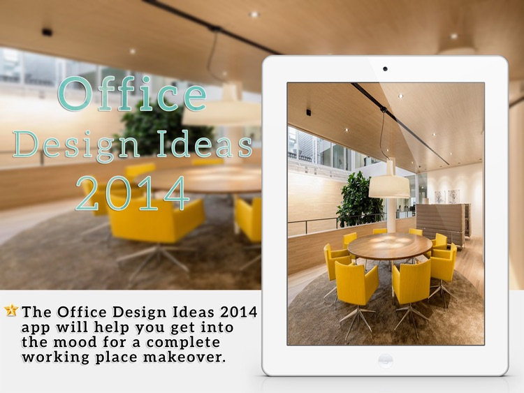 Office Design Ideas 2017 for iPad screenshot-0