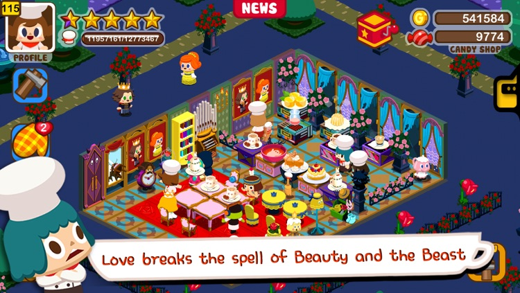 FairyWoods' Patisserie screenshot-2