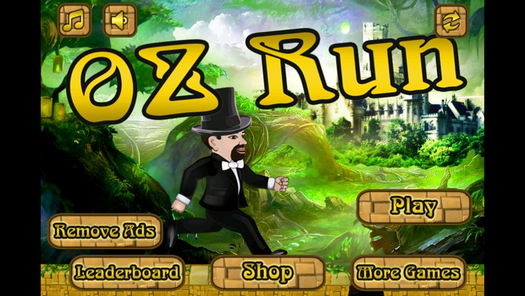Oz Run - Race Against Powerful Witches and Great Flying Monkeys
