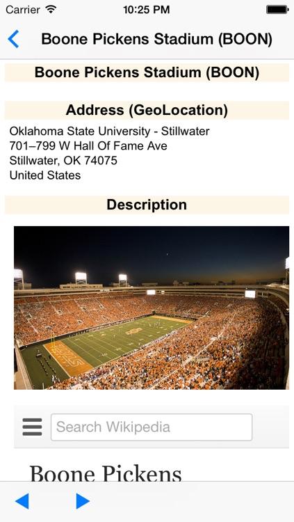 eMap OSU : Oklahoma State University