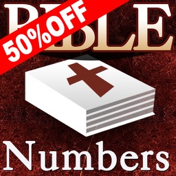 Numbers : The Fourth Book of Holy Bible
