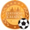 The Certificate Creator Soccer Theme Pack 01 app contains a sampling of soccer related sports certificates and awards from the CertificateCreator