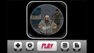 Zombie Sniper Killing Game