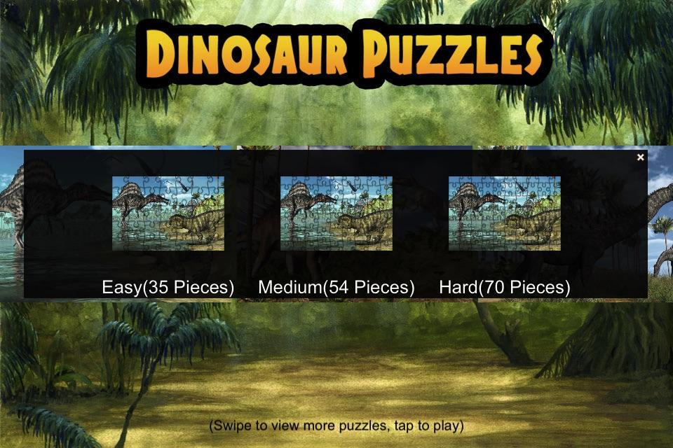 Dinosaur Puzzle (Jigsaw) hack tool