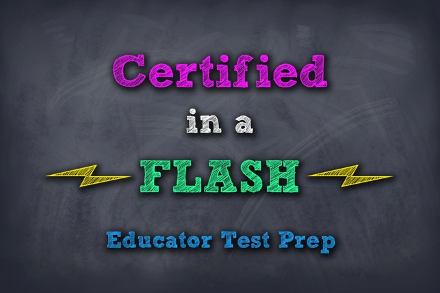Certified in a Flash 4+