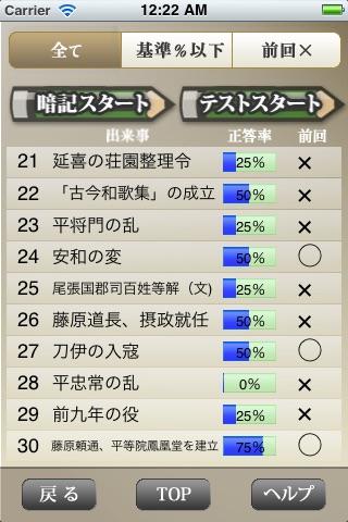 超!倍速暗記 日本史!のおすすめ画像3