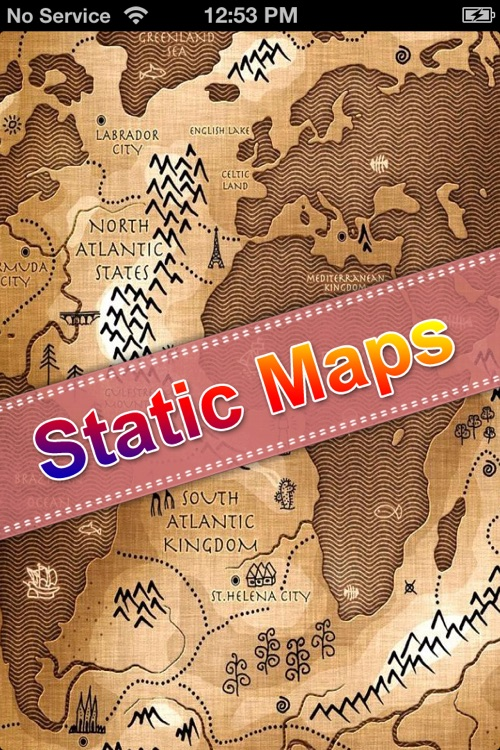 Static Maps - Live Maps HD