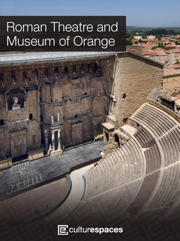 Screenshot #4 pour Roman Theatre and Museum of Orange: official application
