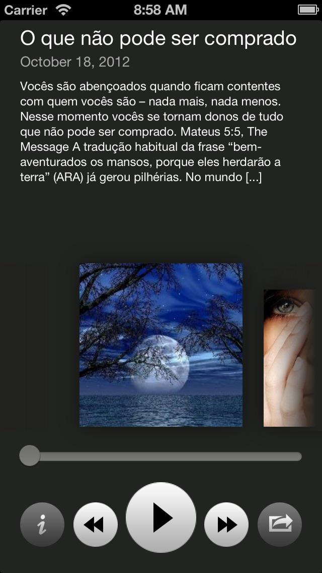 Tempo de Refletir app image