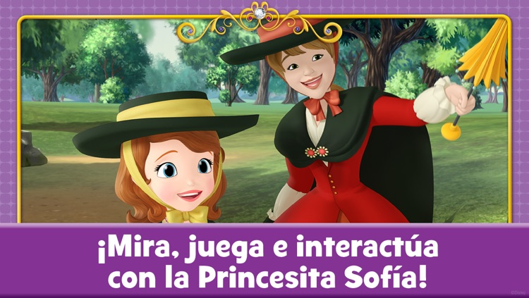 Disney Junior Appisode: Princesita Sofía