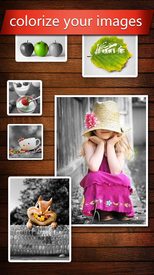 Color Effects Hd (recolor Your Photos Draw Beautiful Splash Art) review screenshots