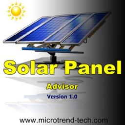 Solar Panel Advisor