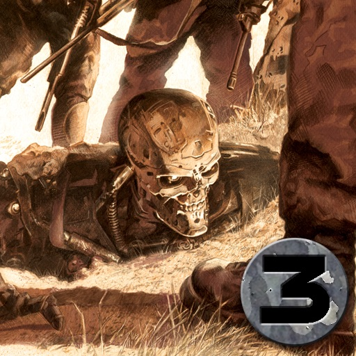 Terminator: Salvation #3 icon
