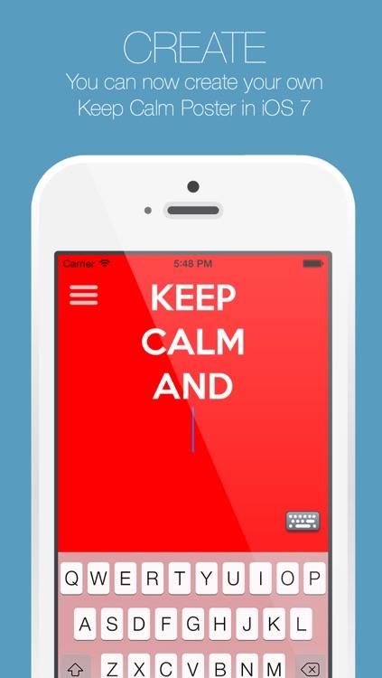 Keep Calm™