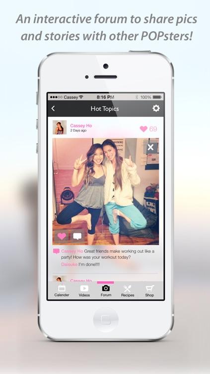 Blogilates Official App screenshot-3