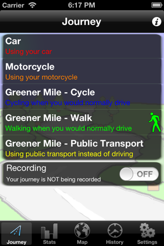 Greener Mile screenshot 1