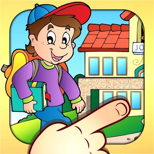 Активная головоломка для детей 4