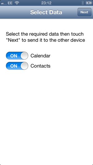 Device Switch on the App Store