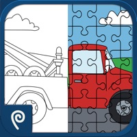 Codes for Color It Puzzle It: Trucks Lite Hack