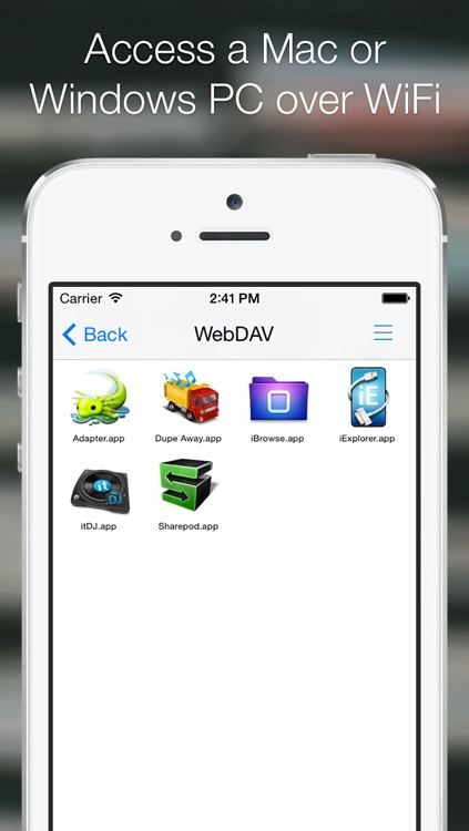 iExplorer Mobile (formerly Awesome Files) screenshot-1