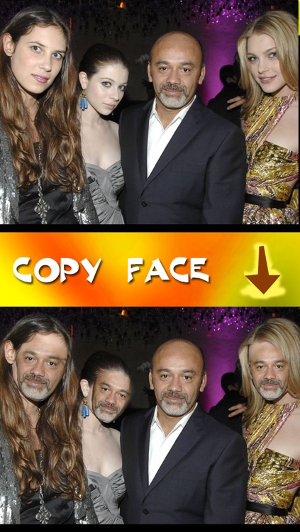 Face Swap and Copy