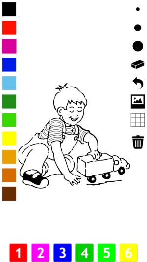 Buku Mewarnai Mainan Untuk Anak Anak Dengan Banyak Gambar Seperti Mainan Anak Laki Laki Roket Boneka Beruang Bola Mobil Dan Pesawat Game Belajar Untuk Tk Prasekolah Atau Sekolah Pembibitan Cara Menggambar Gambar Di