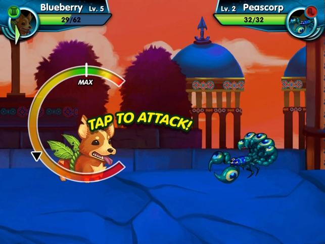 Monster Galaxy: The Zodiac Islands Screenshot
