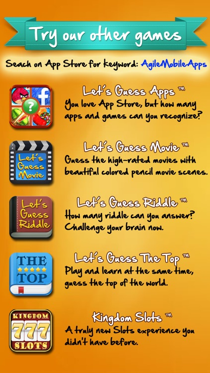 Let´s Guess Riddle ™ reveal what is the riddles from addictive word puzzle quiz game screenshot-4