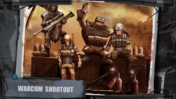 WarCom: Shootout screenshot-4