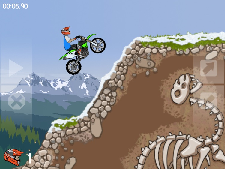 Moto X Mayhem for iPad! screenshot-2