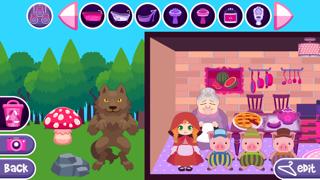 My Fairy Tale - Doll House Design & Decoration Game for KidsCaptura de pantalla de4