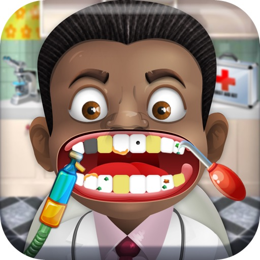 A Clumsy Virtual Dentist Make-over Fiasco