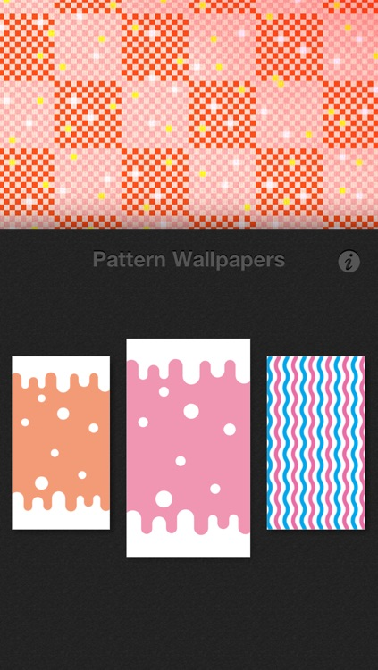 Cute Pattern Wallpapers