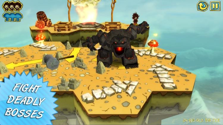 Hairy Tales screenshot-3